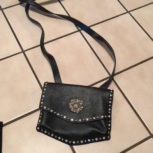 Accessories - Leather Crossbody purse